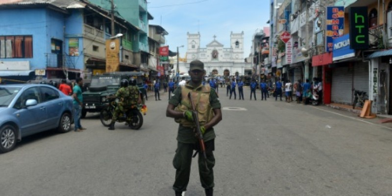 Sri Lanka Attacks Links To International Organization